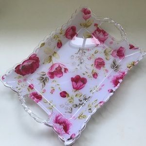 Other - Rose Vanity small tray